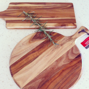 Wooden Bread / Cheese Boards $10 each K-mart