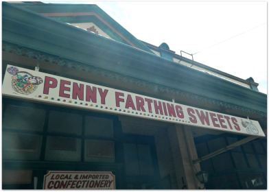 Penny Farthing Sweets