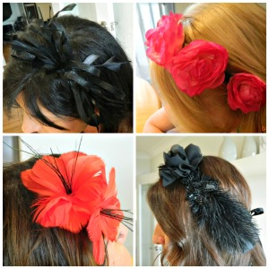 Fabulous Fascinators and Heavenly Headwear