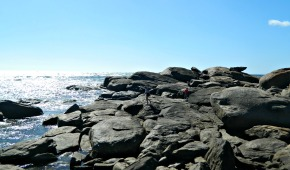 The Rocks @ Redgate Beach
