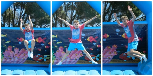 Jumpin @ Cape Naturaliste